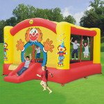 big clown 475x390x260 cm