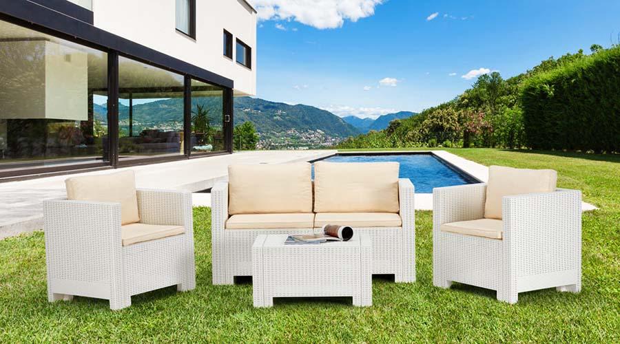 Nuovo salottino da esterno in casa nolopoint nolopoint for Salottino da esterno offerte